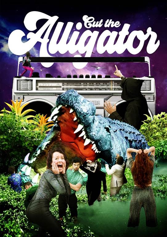 Cut The Alligator en concert