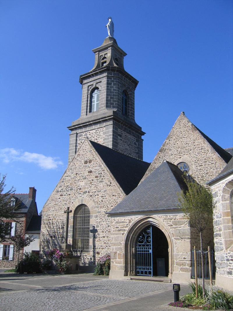 Eglise Notre-Dame d'Etables