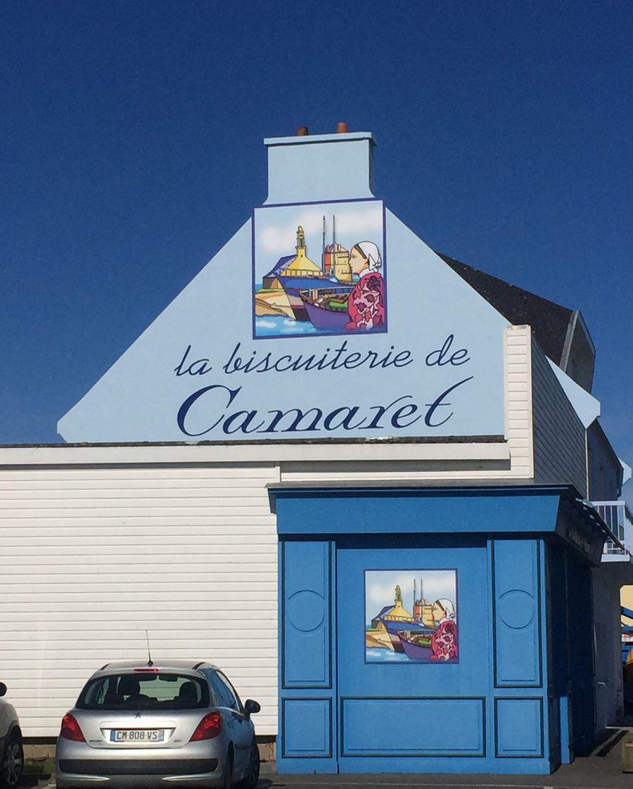 La Biscuiterie de Camaret