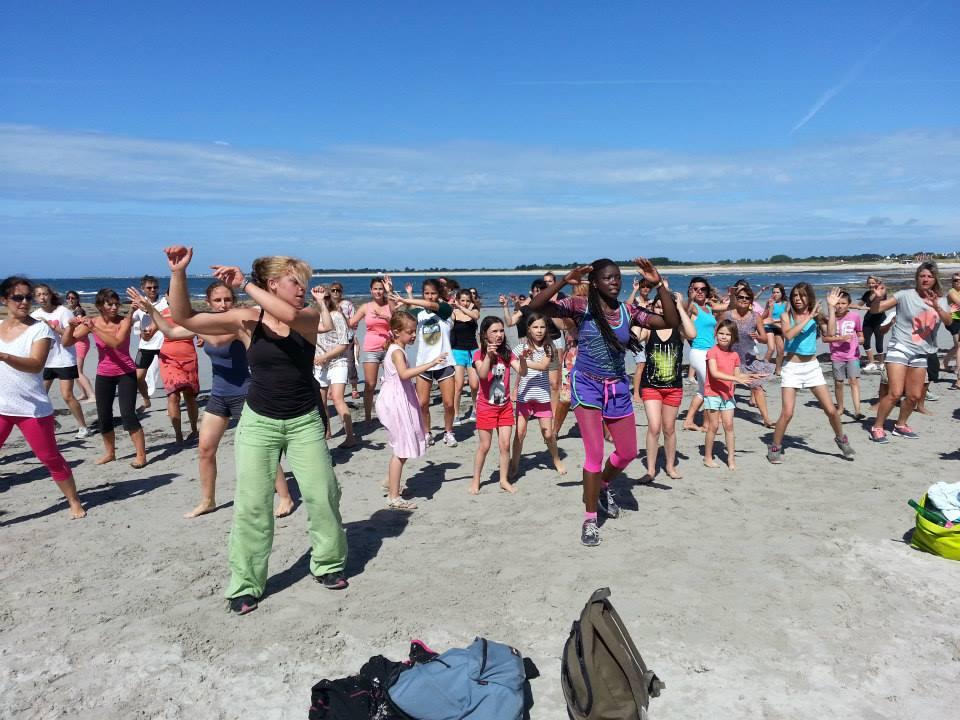 Festy beach – Zumba