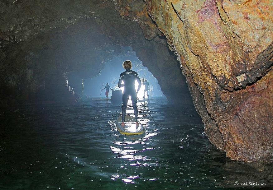 Grottes Marines de Morgat