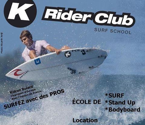 Ecole de Surf K Rider Club