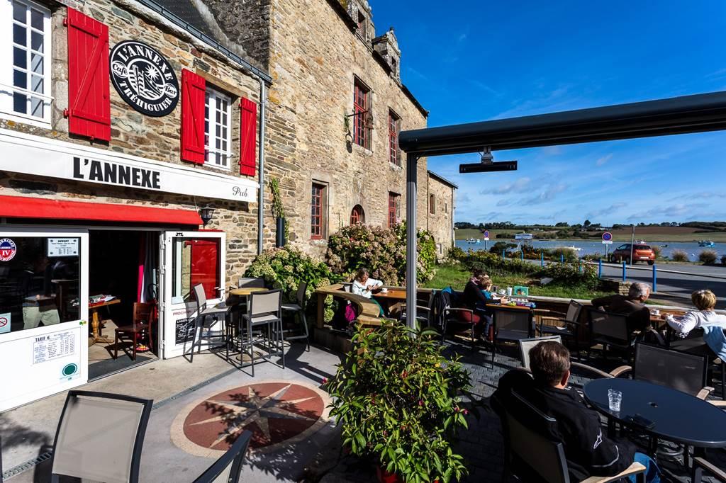 Concerts au Café l'Annexe – Port de Tréhiguier