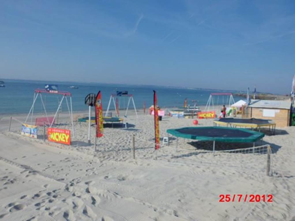 Club de plage Les Marsouins