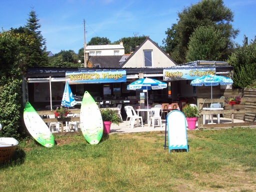 Kerloc'h Plage – Location de kayaks