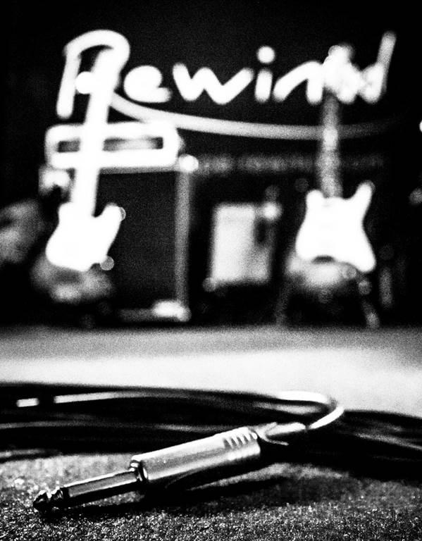 Rewind en concert
