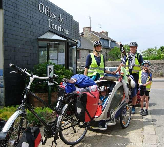 Cyclotourisme sur la Véloroute